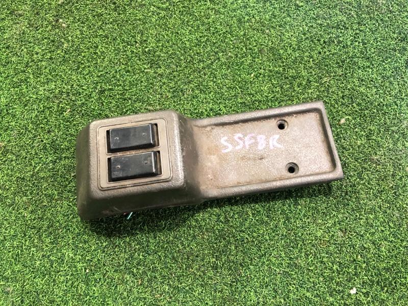 Пульт стеклоподъемника Mazda Bongo SSF8R (б/у)