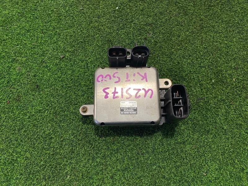 Реле управления вентилятором Toyota Celsior UCF31 3UZ (б/у)