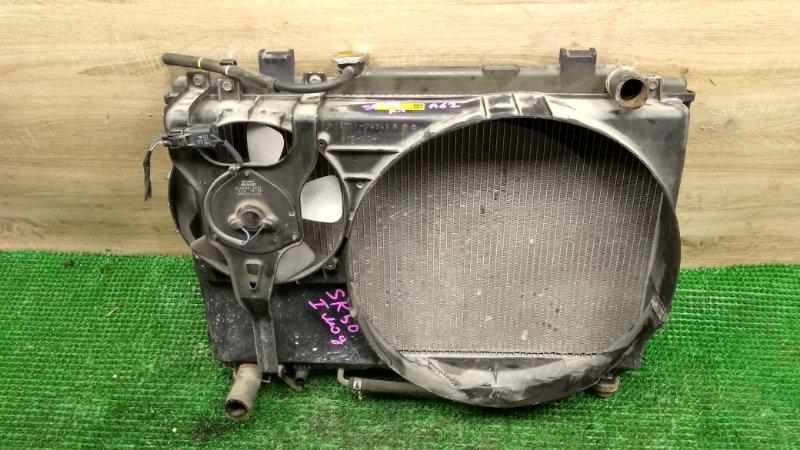 Радиатор Toyota Noah SR50 3S-FE 1997 (б/у)