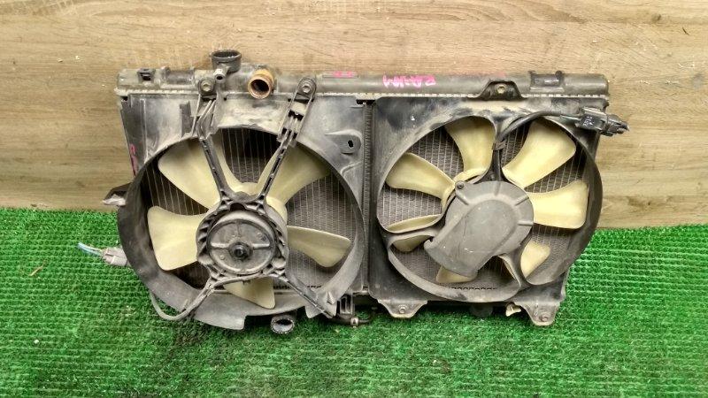 Радиатор Toyota Raum EXZ15 5E-FE (б/у)