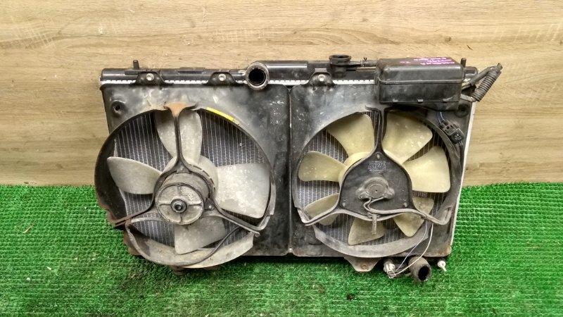 Радиатор Toyota Caldina CT196 2C (б/у)