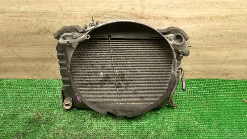 Радиатор Toyota Hiace LH119 3L (б/у)