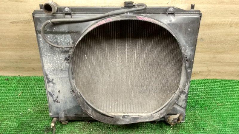 Радиатор Mitsubishi Pajero V78W 4M41 (б/у)