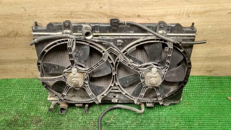 Радиатор Nissan Wingroad Y11 QG18-DE (б/у)
