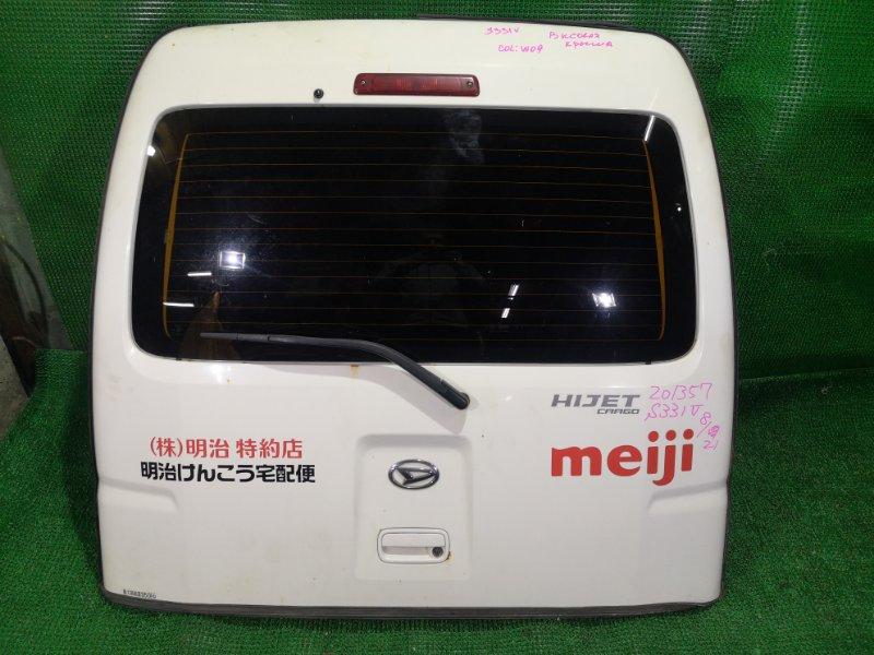 Дверь 5-я Daihatsu Hijet S331V (б/у)