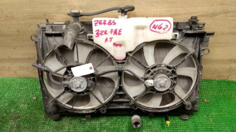 Радиатор Toyota Noah ZRR85 3ZR-FAE (б/у)