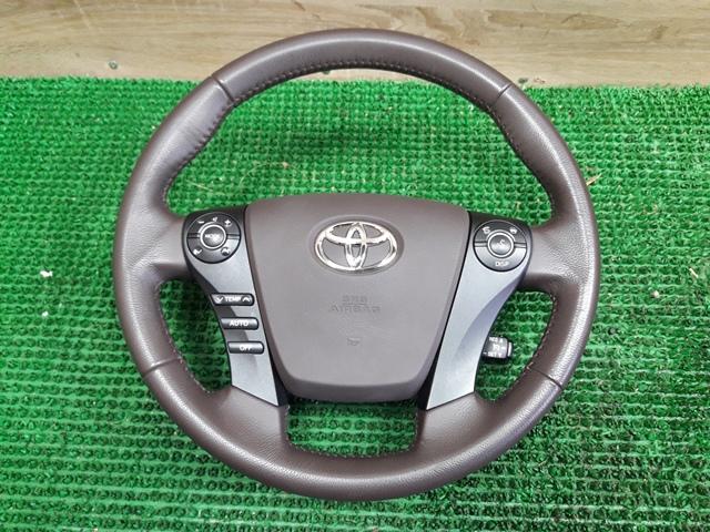 Руль Toyota Sai AZK10 (б/у)