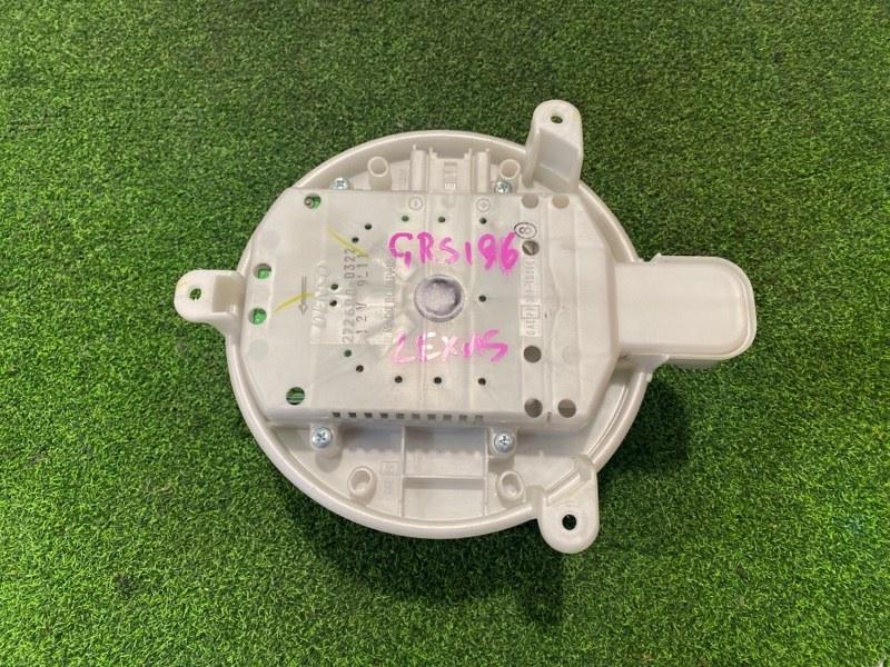 Мотор печки Lexus Gs350 GRS196 2GR (б/у)