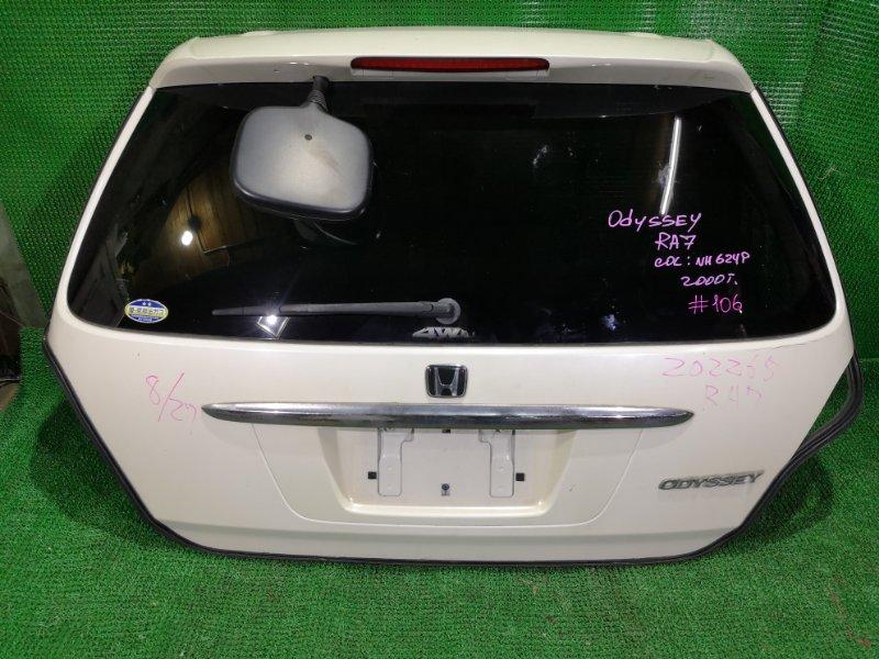 Дверь 5-я Honda Odyssey RA7 2000 (б/у)