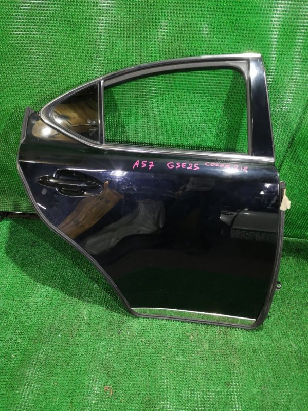 Дверь Lexus Is250 GSE25 4GR-FSE 2006 задняя правая (б/у)