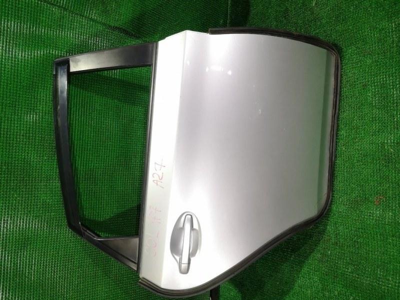 Дверь Toyota Prius ZVW30 2ZR-FXE 12.2009 задняя правая (б/у)