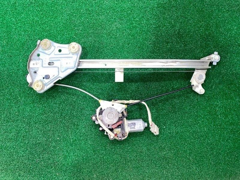Стеклоподъемник Toyota Crown JZS151 1JZ-GE передний правый (б/у)