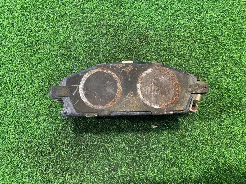Тормозные колодки Nissan Elgrand E50 QD32 (б/у)