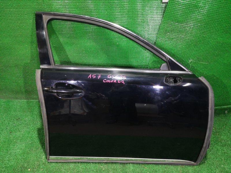 Дверь Lexus Is250 GSE25 4GR-FSE 2006 передняя правая (б/у)