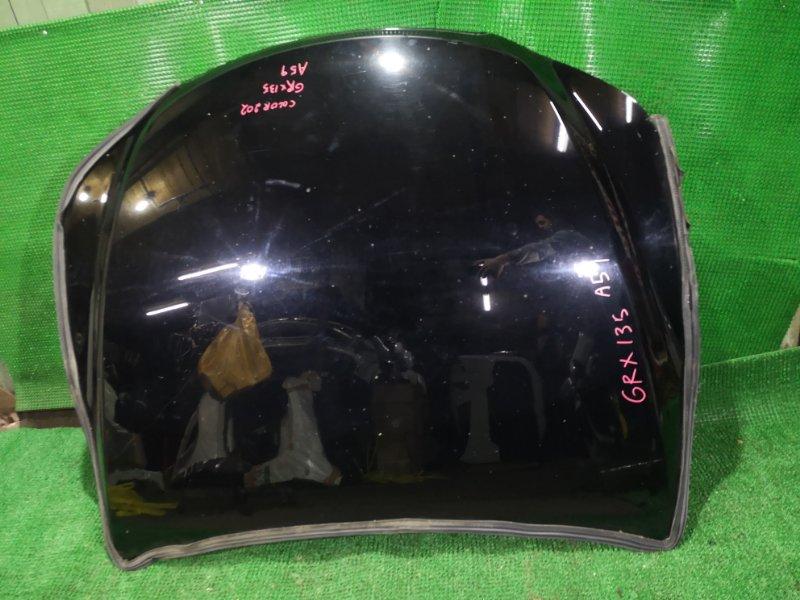 Капот Toyota Mark X GRX135 4GR-ESE 2011 (б/у)