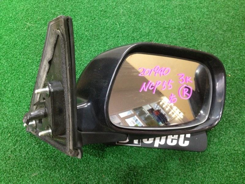 Зеркало Toyota Probox NCP55 правое (б/у)