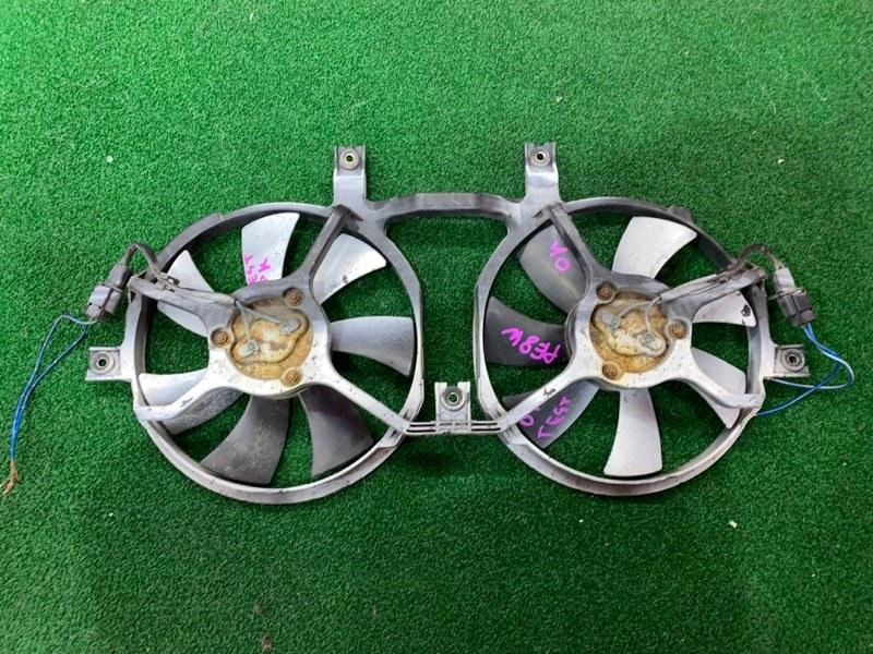 Вентилятор Mitsubishi Delica PE8W (б/у)
