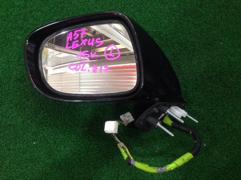 Зеркало Lexus Is250 GSE25 левое (б/у)
