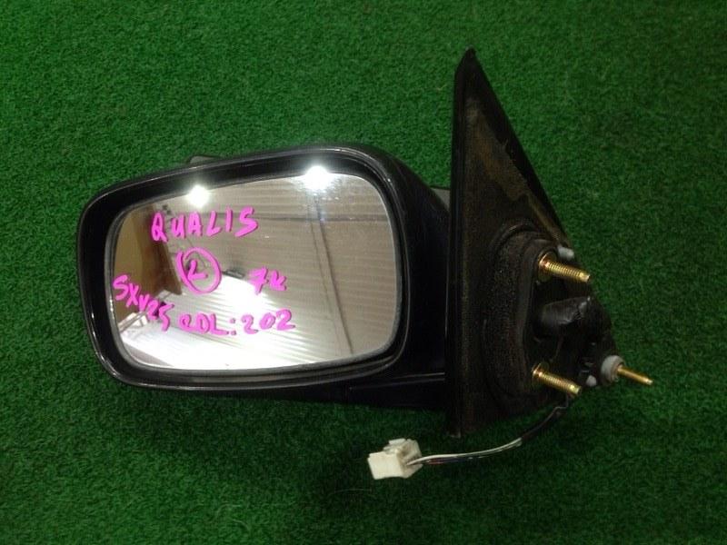 Зеркало Toyota Mark Ii Qualis SXV25 левое (б/у)