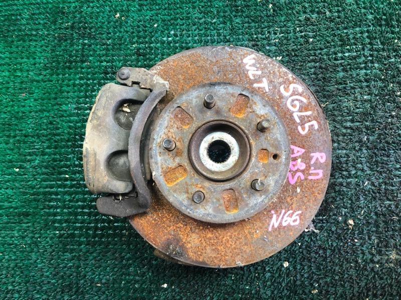Ступица Mazda Bongo Friendee SGL5 WL-T передняя правая (б/у)