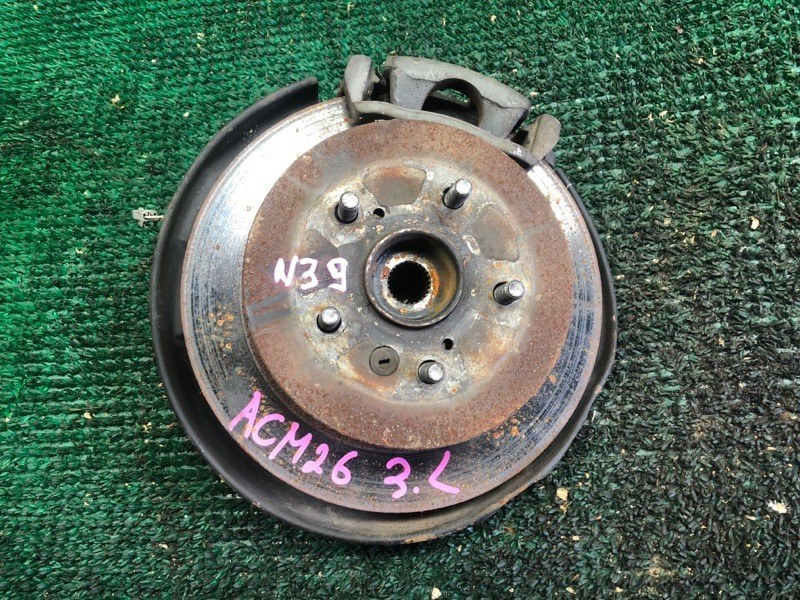 Ступица Toyota Ipsum ACM26 задняя левая (б/у)