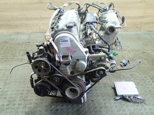 Двс Honda Integra DC1 ZC (б/у)