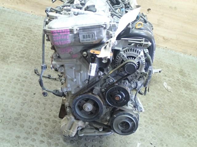 Двс Toyota Isis ZGM15 2ZR-FAE (б/у)