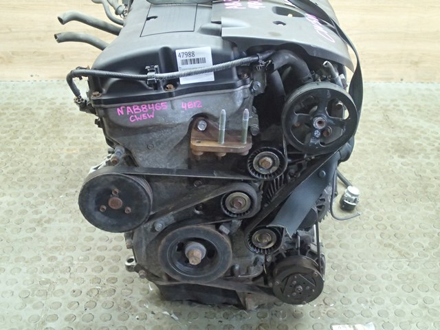 Двс Mitsubishi Outlander CW5W 4B12 2006 (б/у)