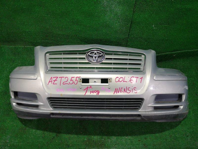 Бампер Toyota Avensis AZT255 передний (б/у)
