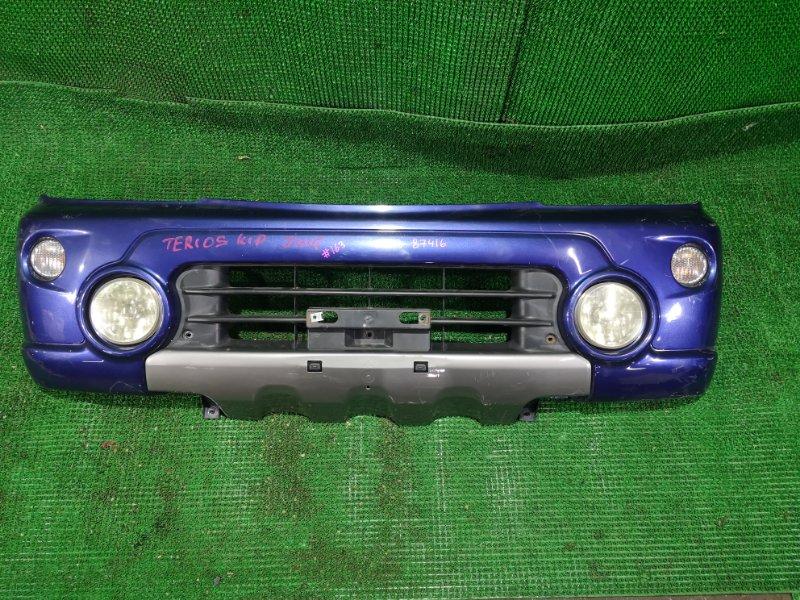 Бампер Daihatsu Terios Kid J111G передний (б/у)
