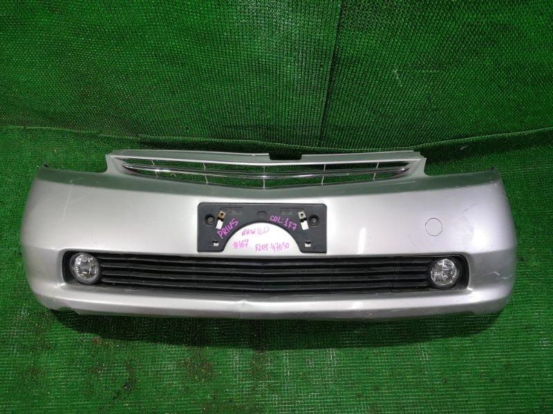 Бампер Toyota Prius NHW20 передний (б/у)