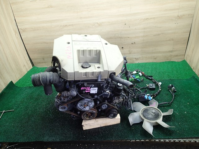 Двс Mitsubishi Pajero V78W 4M41 1999 (б/у)