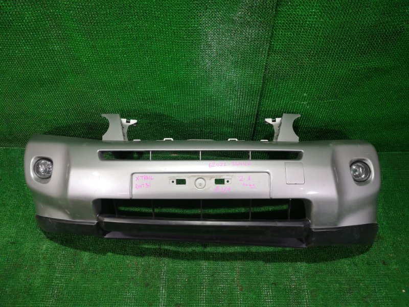 Бампер Nissan X-Trail T31 передний (б/у)