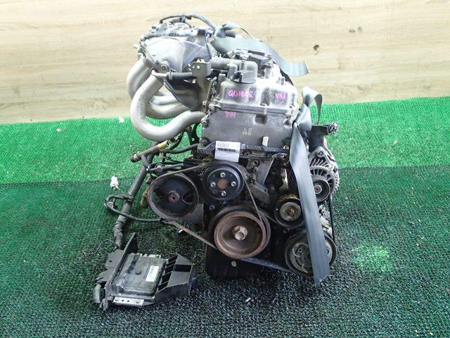 Двс Nissan Ad Y11 QG18-DE 2006 (б/у)