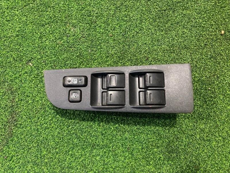 Пульт стеклоподъемника Toyota Carina AT210 передний правый (б/у)
