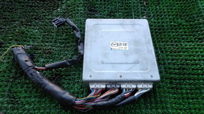 Блок efi Mazda Atenza GG3P L3-VDT (б/у)