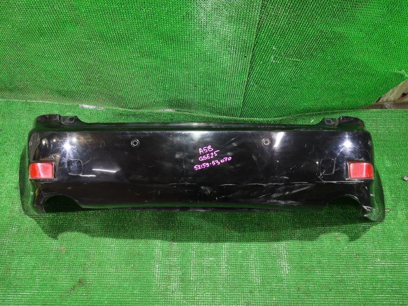 Бампер Lexus Is250 GSE25 4GR-FSE 2006 задний (б/у)