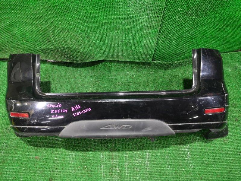 Бампер Toyota Corolla Spacio ZZE124 задний (б/у)