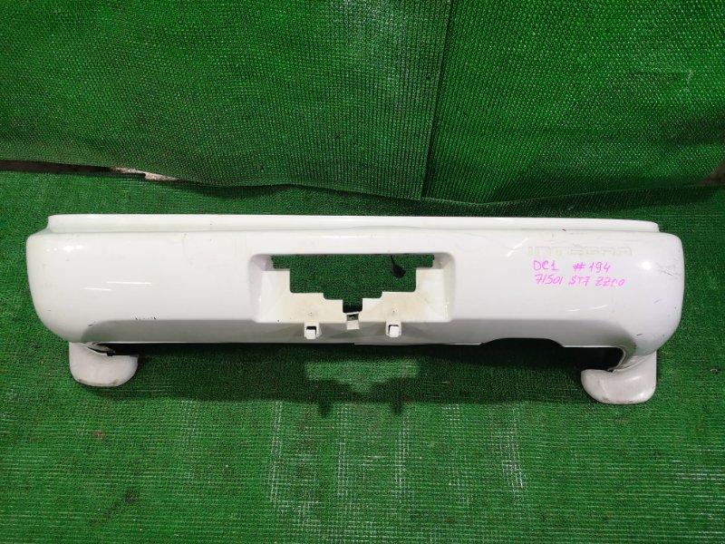 Бампер Honda Integra DC1 задний (б/у)