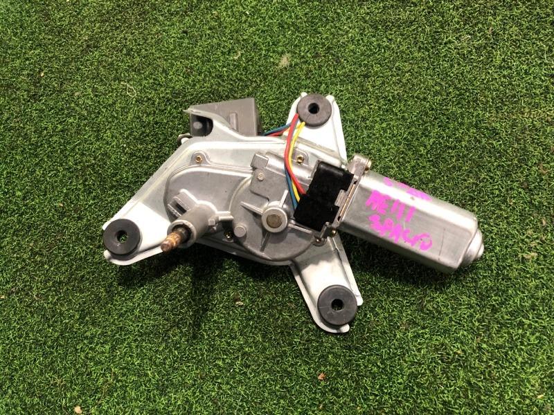 Мотор дворников Toyota Spacio AE115 задний (б/у)