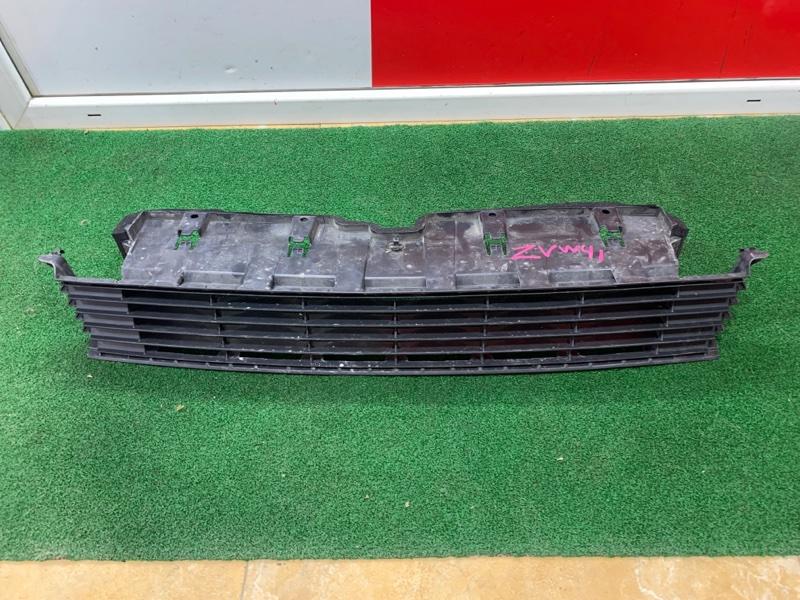 Решетка бамперная Toyota Prius Alpha ZVW41 2ZR-FXE (б/у)