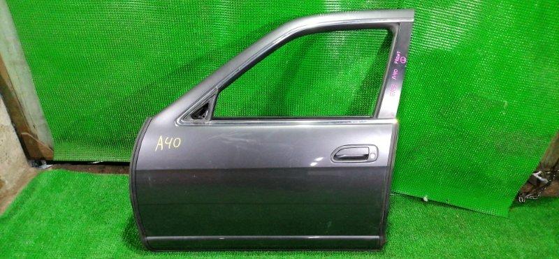 Дверь Nissan Skyline ER33 RB25DE 1994 передняя левая (б/у)