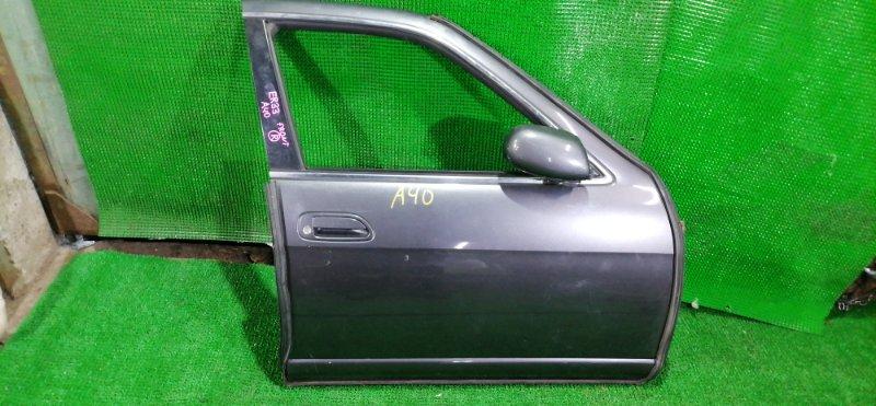 Дверь Nissan Skyline ER33 RB25DE 1994 передняя правая (б/у)