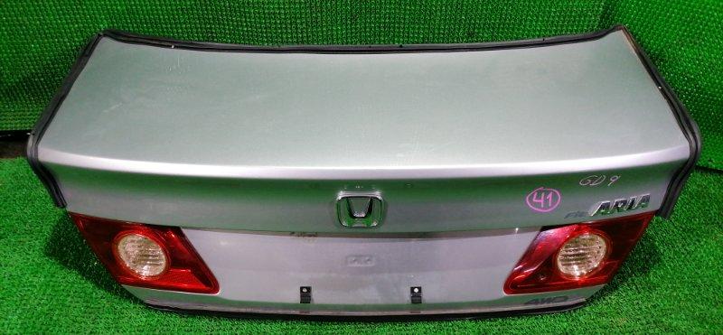 Крышка багажника Honda Fit Aria GD9 (б/у)