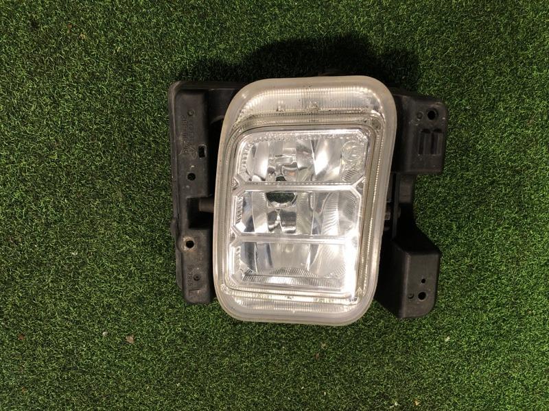 Туманка Honda Stepwgn RG2 левая (б/у)