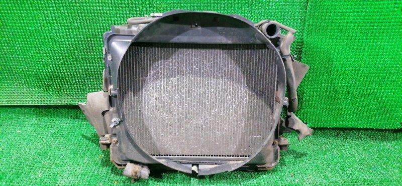 Радиатор Nissan Atlas F23 QD32 (б/у)