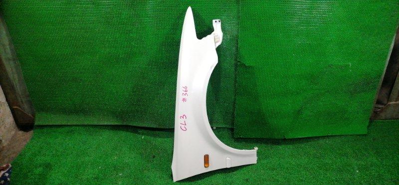 Крыло Honda Accord CL3 переднее правое (б/у)