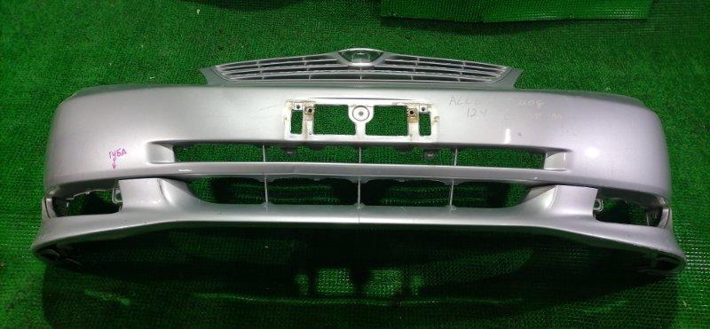 Бампер Toyota Allex NZE124 передний (б/у)