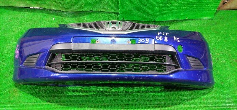 Бампер Honda Fit GE8 передний (б/у)
