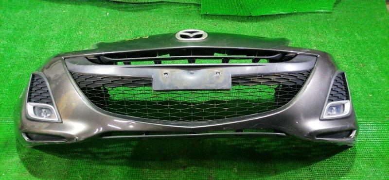 Бампер Mazda Axela BL5FP передний (б/у)